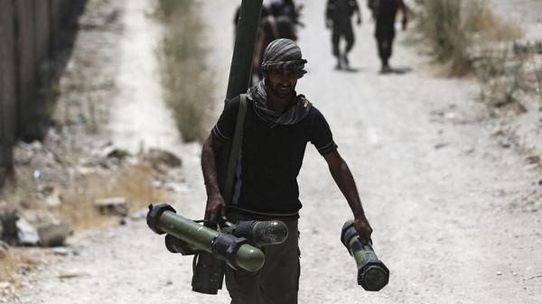 """صورة أبو حطب: ننسيق مع تركيا لدخول """"الحر"""" لإدلب"""