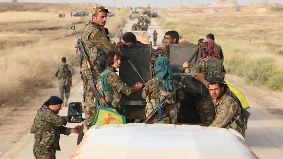 """صورة البنتاغون: لا ندعم """"ب ي د"""" في عفرين ولسنا جزء من العملية التركية"""