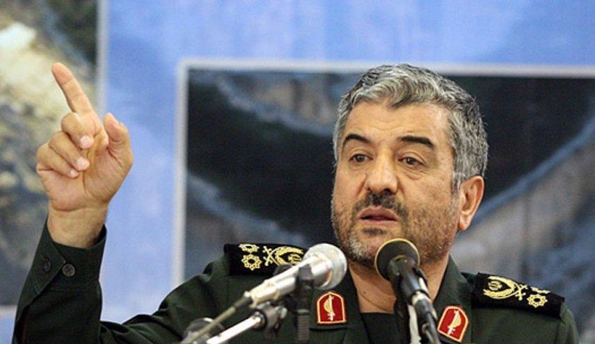 """صورة الحرس الثوري: """"الفتنة في إيران انتهت"""""""