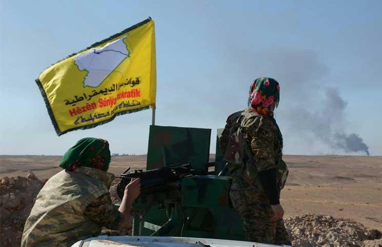 صورة هل تنوي واشنطن استنزاف تركيا بجيش من الأكراد؟