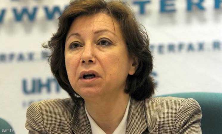 صورة بسمة قضماني: لا حل متوازن للأزمة السورية دون أمريكا