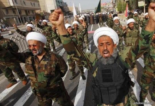 صورة مقتل 30 رجل دين إيراني في سوريا