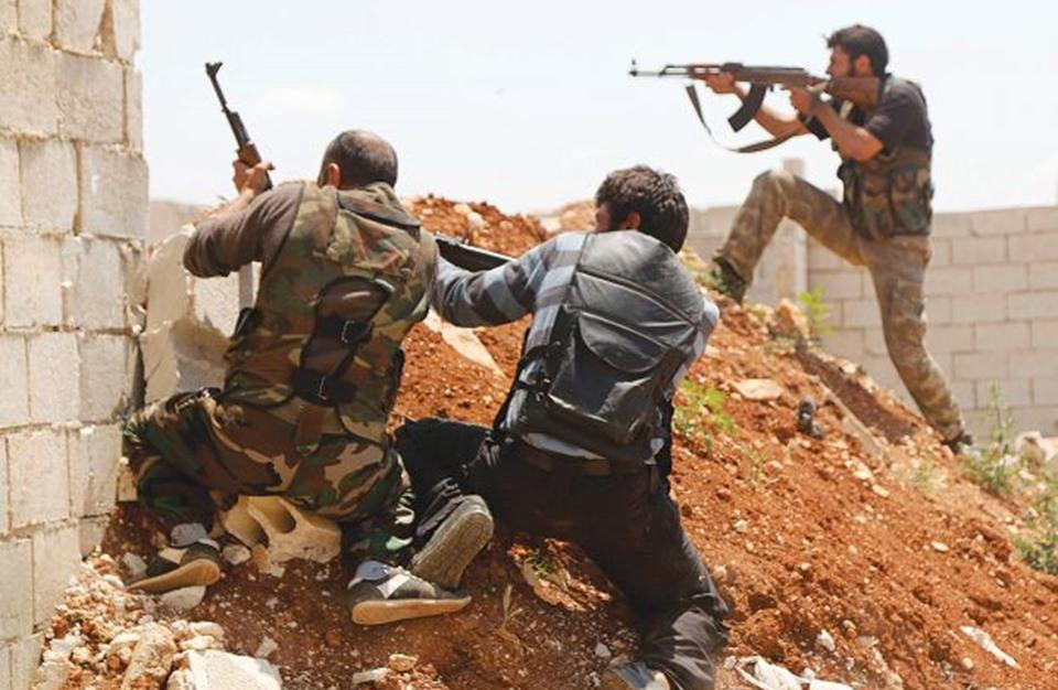 صورة هجمات الأسد على إدلب أخلّت بالتوازنات التركية الروسية