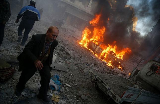 صورة سورية وواقعها العصيب الى اين؟