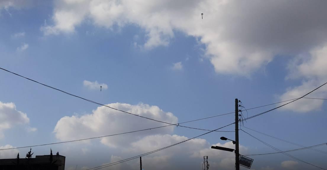 صورة غارات روسية على إدلب توقع عشرات الضحايا والجرحى