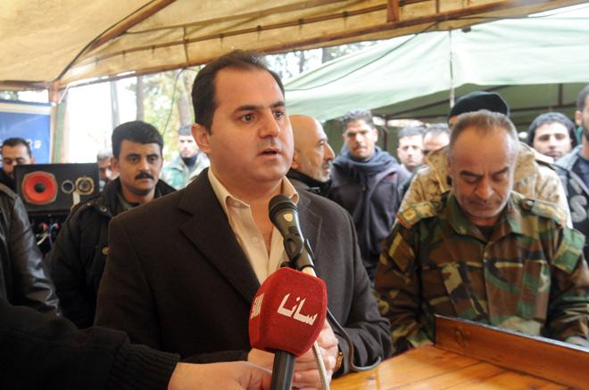 صورة إعفاء مسؤول بعثي سوري من مهامه..تعرف على السبب!