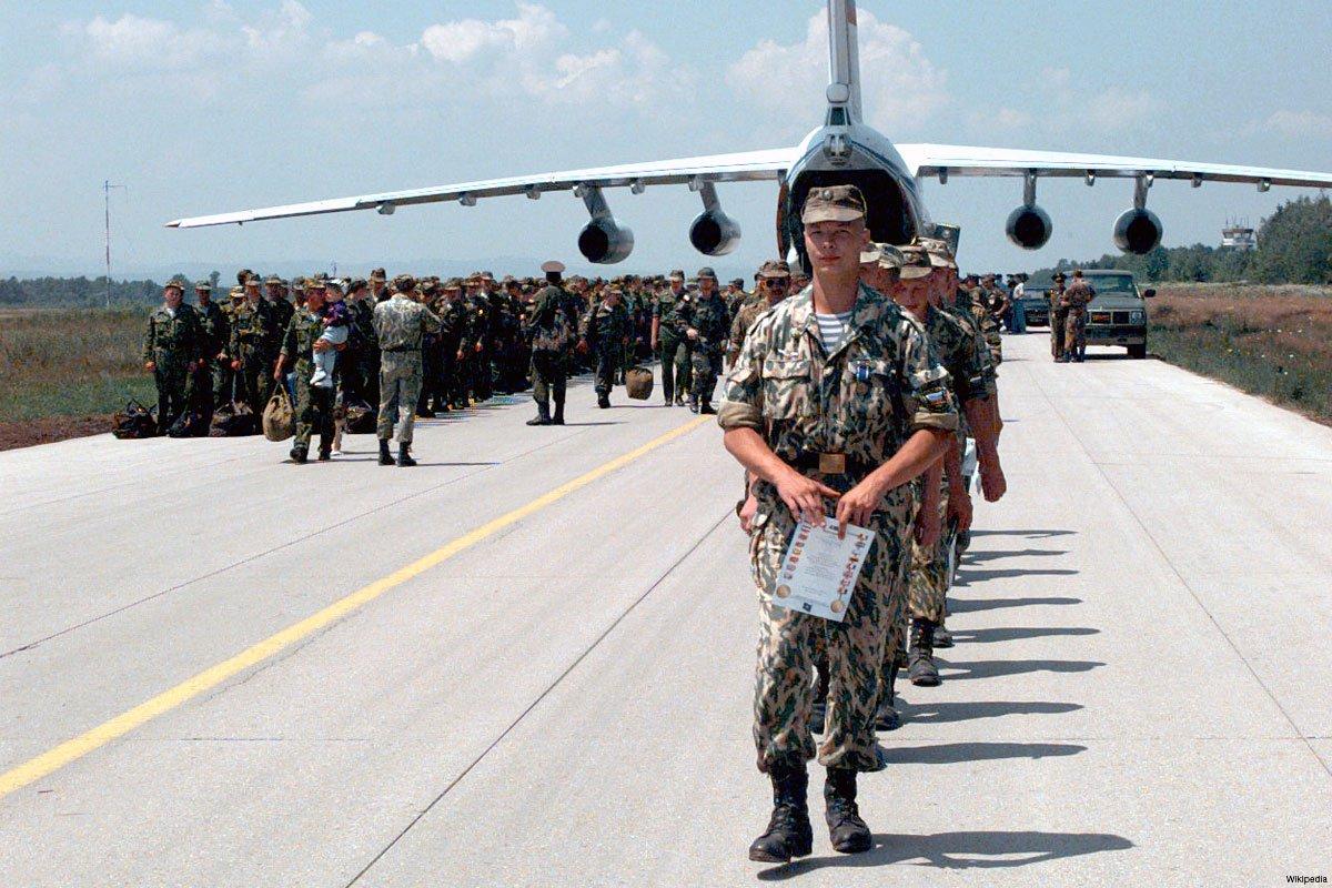 صورة معارك إدلب كلفت روسيا 100 مليون دولار