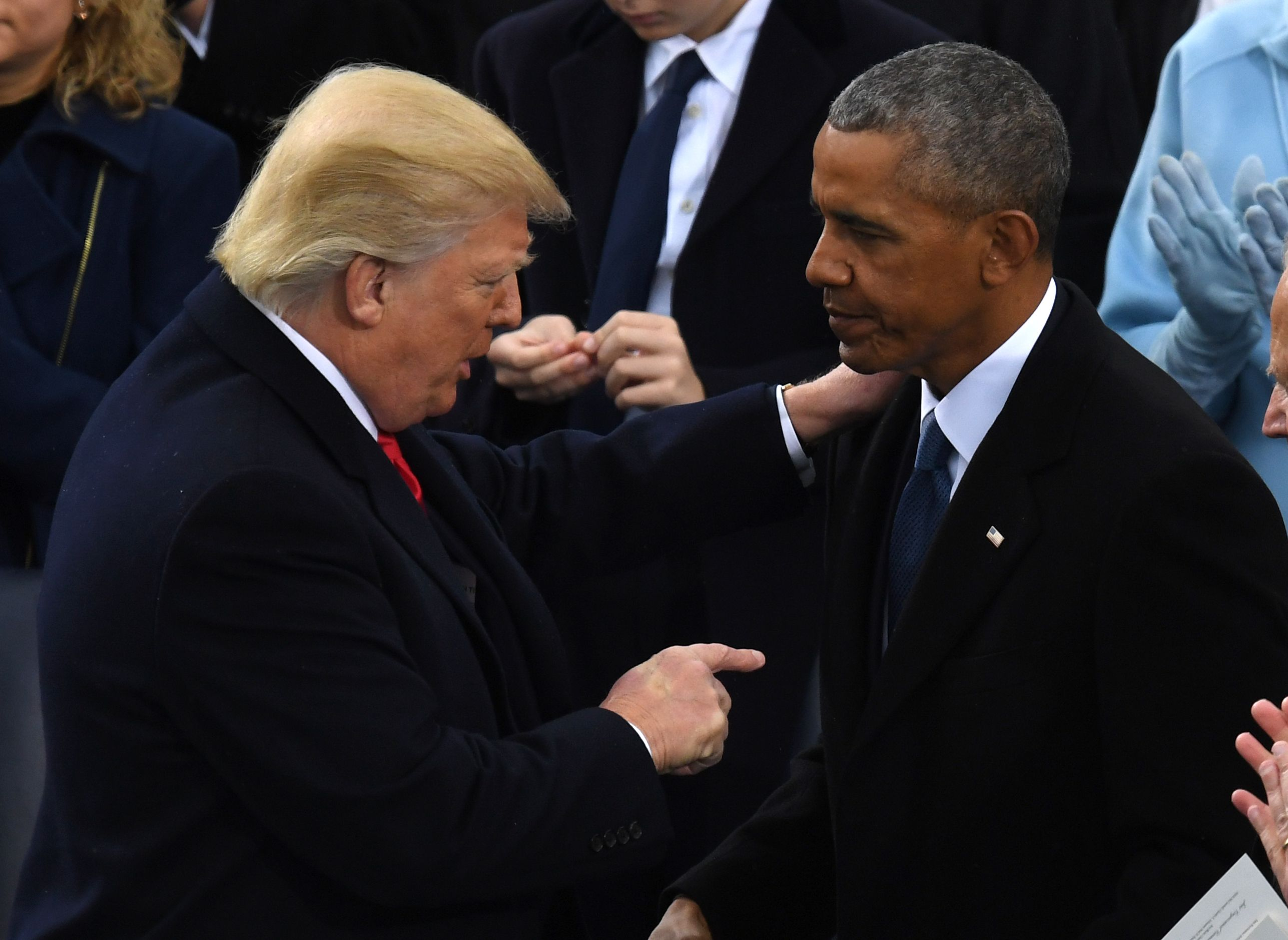 صورة القواعد الأمريكية بسوريا ومعارك ترامب مع أوباما