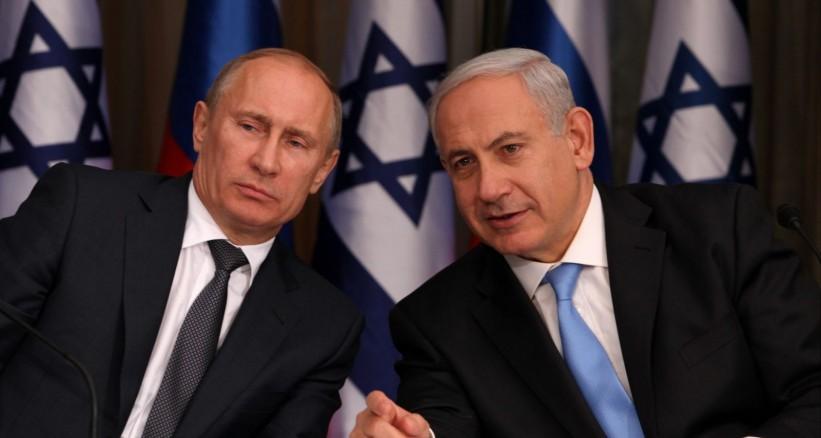 صورة تزامنا مع سوتشي..نتنياهو يلتقي بوتين