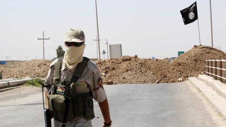 صورة جنرال أمريكي: خطر تنظيم الدولة لم ينتهي