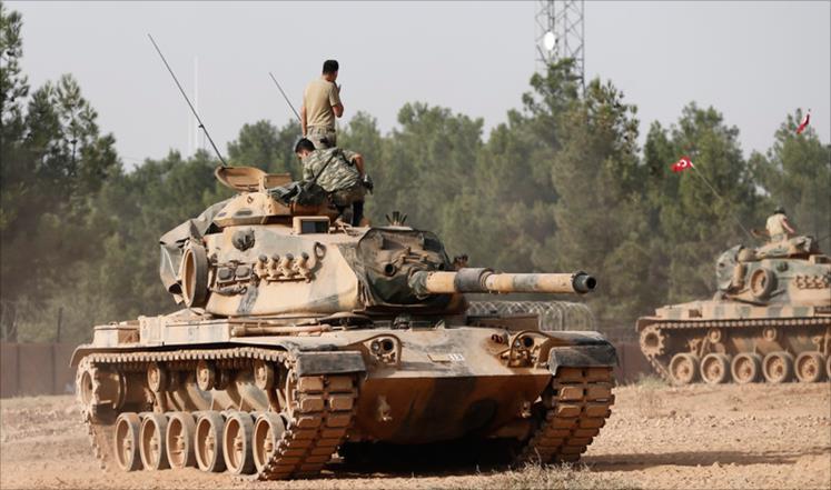 صورة إلى أين يتجه الدور التركي في سوريا؟