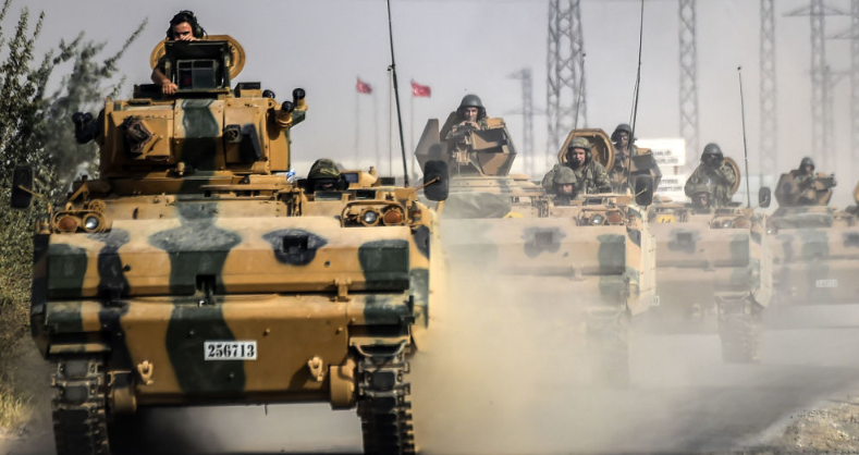 """صورة تركيا: """"غصن الزيتون"""" ستتواصل حتى تحقيق أهدافها"""