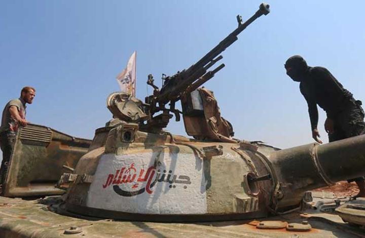 """صورة جيش الإسلام يعلن مقاطعته لـ""""سوتشي"""""""