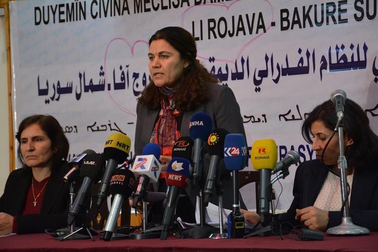 """صورة فدرالية شمال سوريا: """"غصن الزيتون"""" نتيجة اتفاق تركي روسي"""