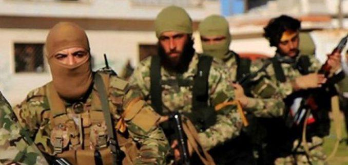 صورة انشقاق آلاف المقاتلين عن تحرير الشام لصالح القاعدة