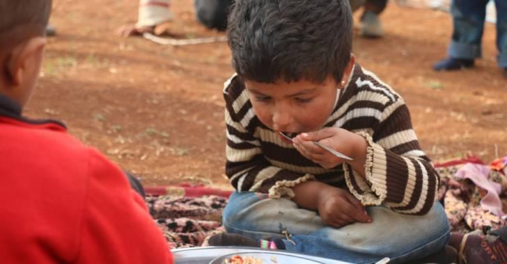 صورة الأمم المتحدة قلقة على النازحين بإدلب وحماة