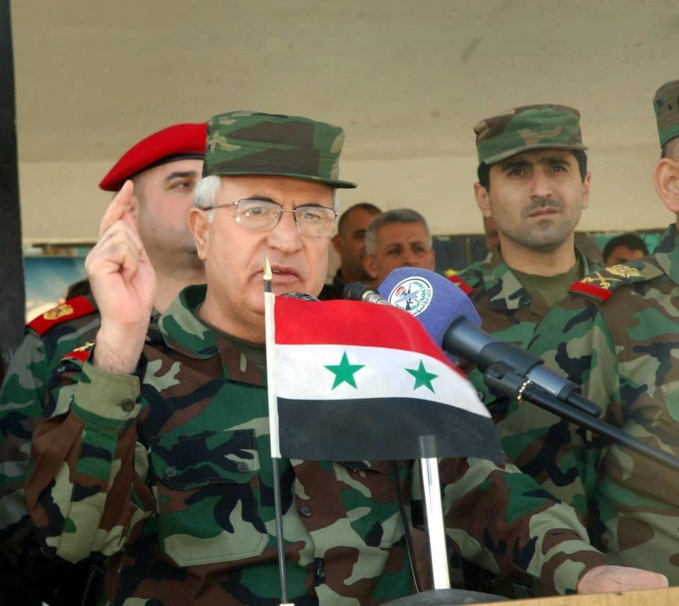 صورة الأسد يطيح بثلاثة وزراء..على رأسهم الدفاع