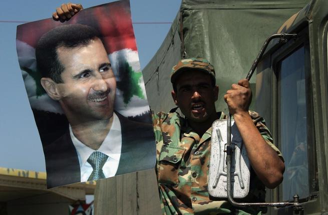 """صورة الحريات في عهد الأسد """"معدومة"""""""