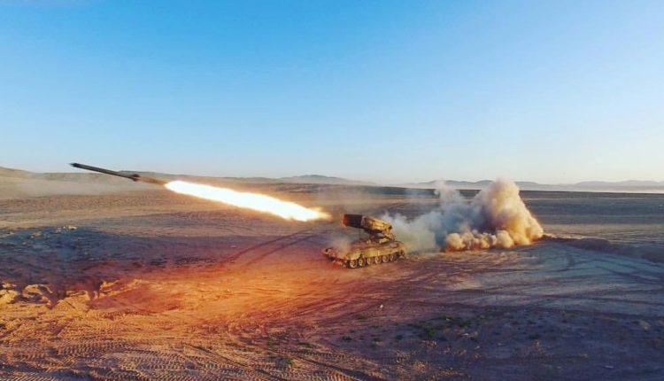 """صورة الحر وكتائب إسلامية يستعيدون """"العطشان"""" شمال حماة"""