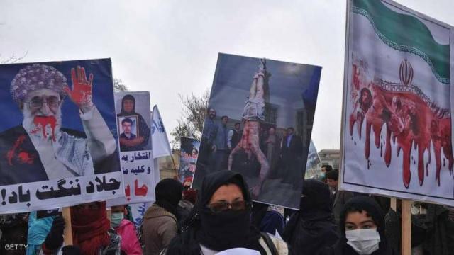 صورة الائتلاف السوري يؤيد الحراك الشعبي في إيران