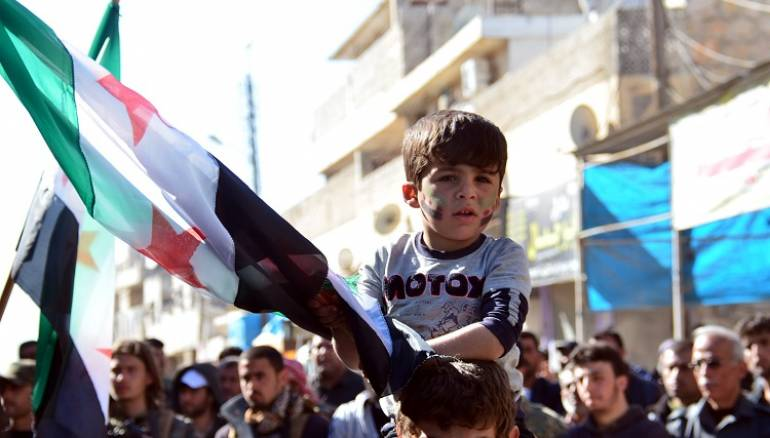 صورة الدول العظمى ومعادلة إحلال السلام بسوريا