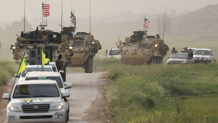 صورة تركيا: على أمريكا الكف عن دعم الإرهابيين لتجنب المواجهة