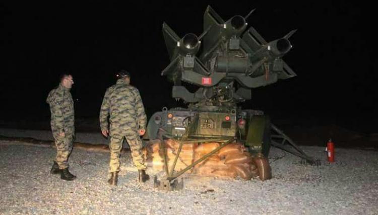 صورة تركيا تنشر منظومة دفاع جوي بريف حلب