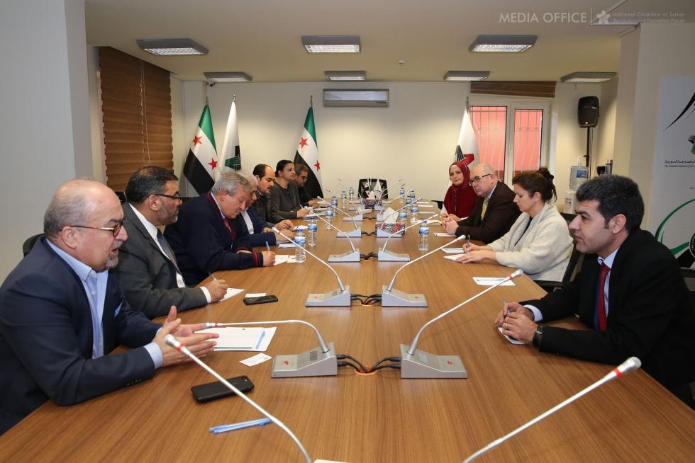 صورة سيف: استمرار الأسد في السلطة يهدد المنطقة
