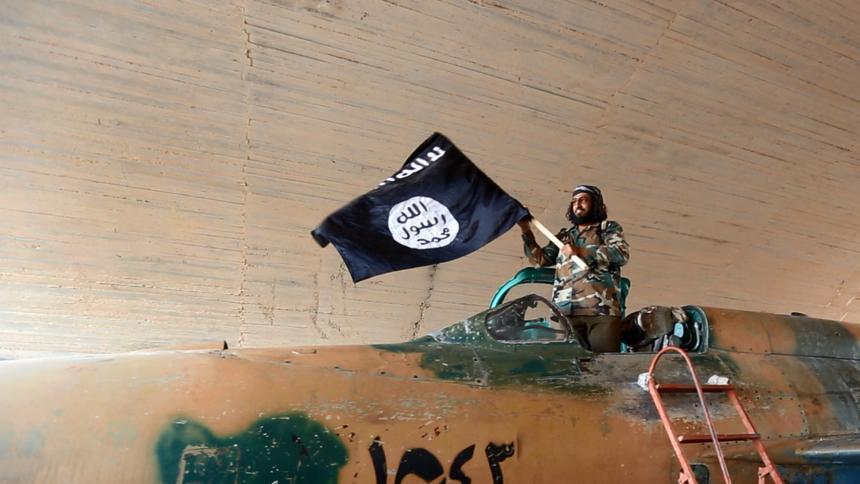 صورة كيف تجسست الأقمار الصناعية على داعش؟
