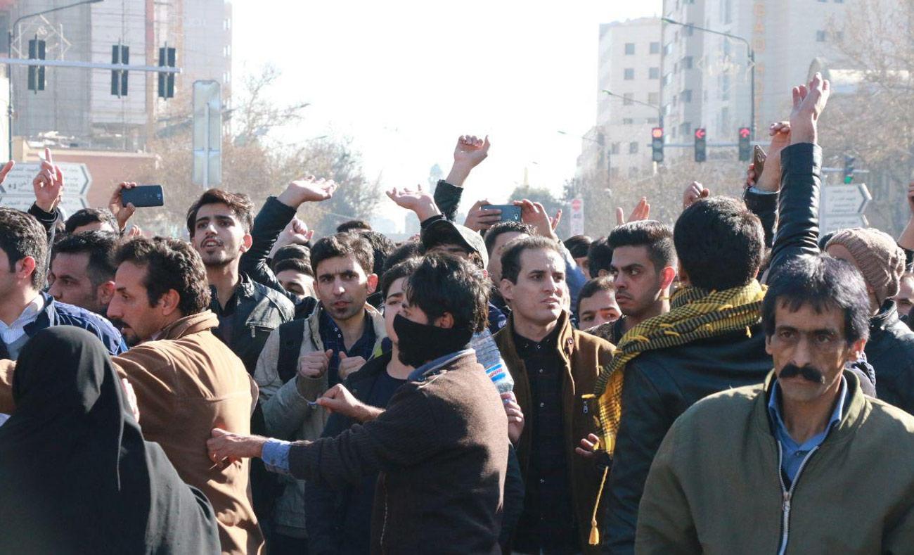 صورة ترامب للنظام الإيراني: حان وقت التغيير
