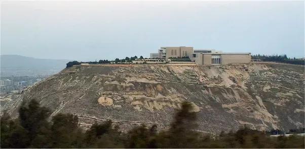 صورة انفجارات قاسيون..داخلية أم إسرائيلية؟