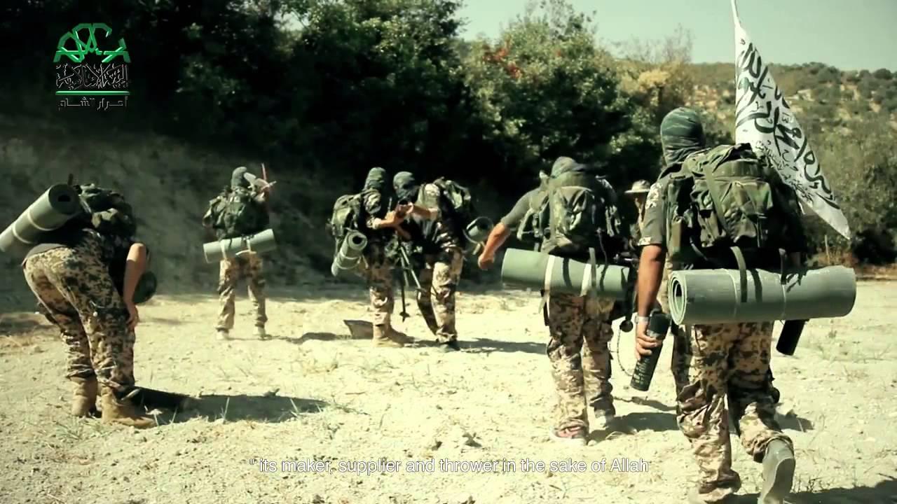 صورة إدلب..أحرار الشام تعلن النفير العام