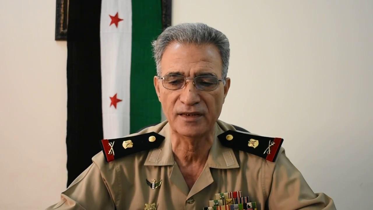 """صورة قيادي: سنجبر الأسد على الحل بـ""""القوة"""""""