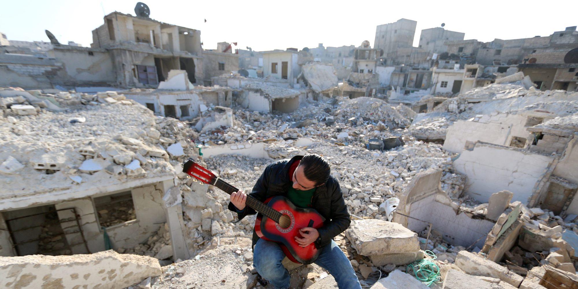 صورة واهم من يعتقد ان الوضع السوري إلى انفراج