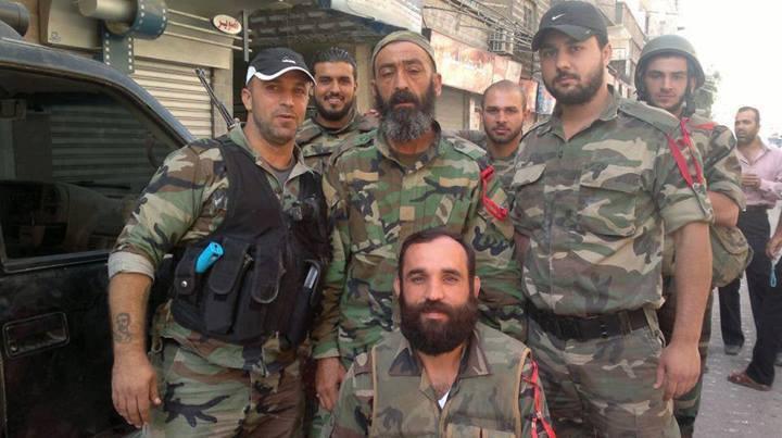 صورة نشاط واسع لميليشيات إيرانية شمال سوريا