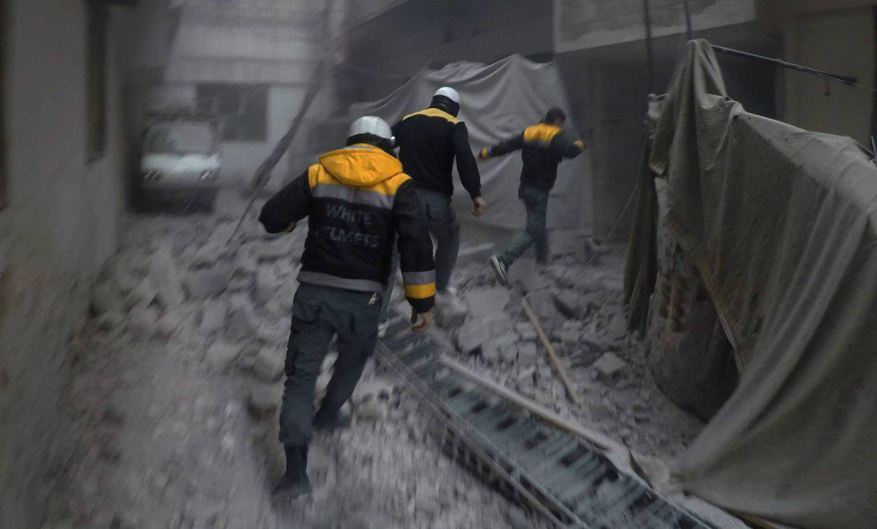 صورة روسيا: لسنا وراء الهجوم الكيماوي على الغوطة