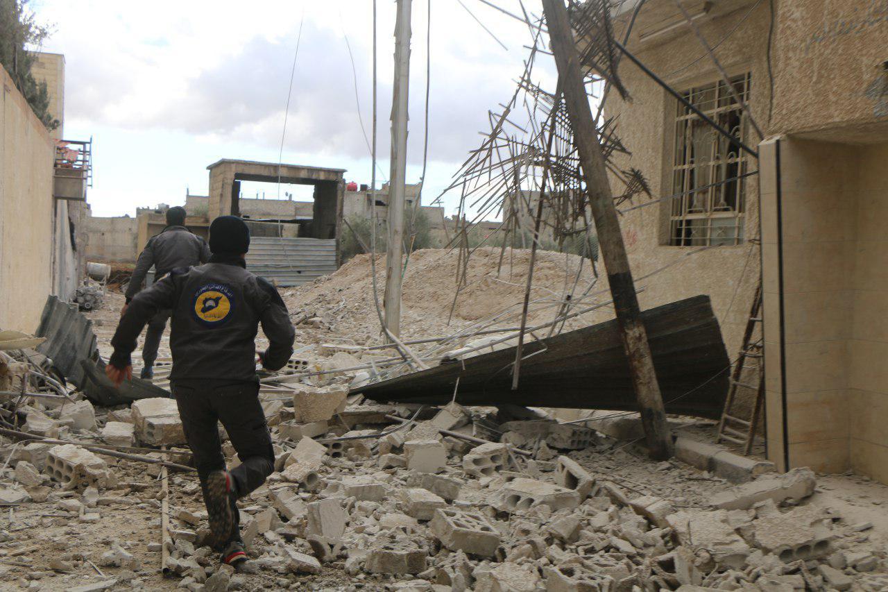 صورة فرنسا تحذر من تحول الغوطة إلى حلب جديدة