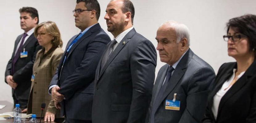 صورة هيئة التفاوض تقاطع سوتشي