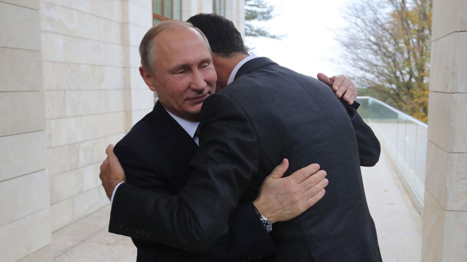 """صورة انتقاد أمريكي لاذع لـ""""أستانا وسوتشي"""""""