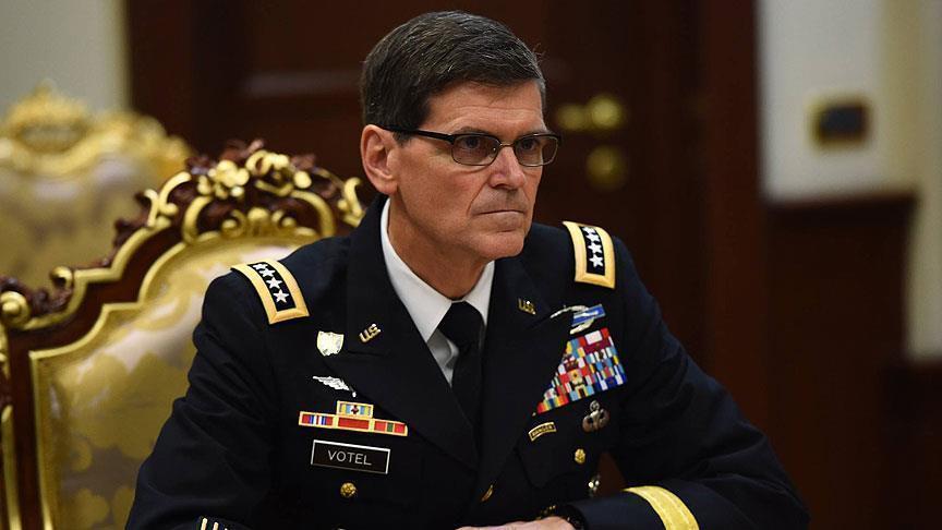 """صورة القيادة المركزية الأمريكية: لا نولي """"عفرين"""" اهتماما خاصا"""