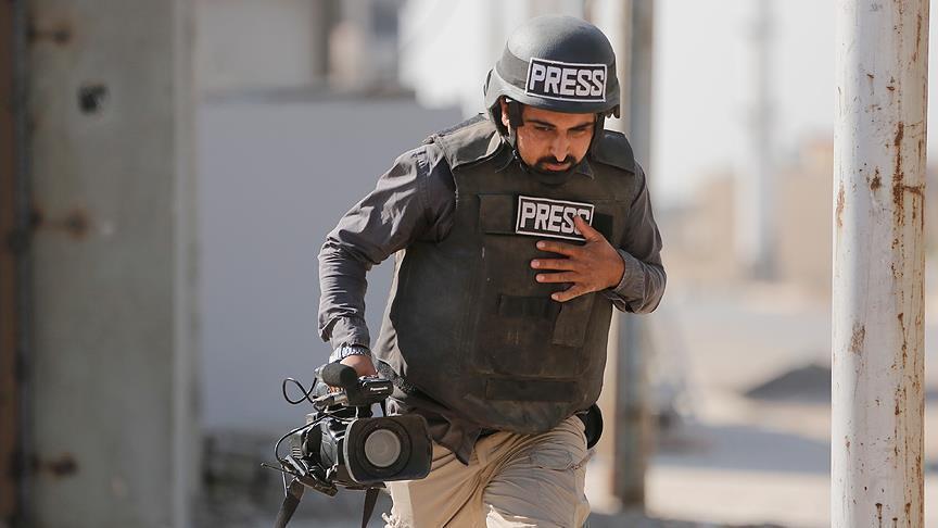 صورة قضاء 42 إعلاميا سوريا في عام 2017