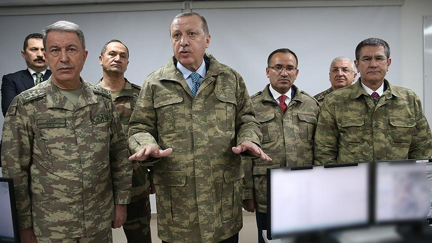 صورة أردوغان: عفرين ستسلم لأصحابها الحقيقيين