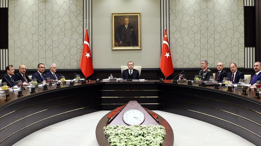 """صورة الأمن القومي التركي: لن نسمح بحزام """"إرهابي"""" على حدودنا"""