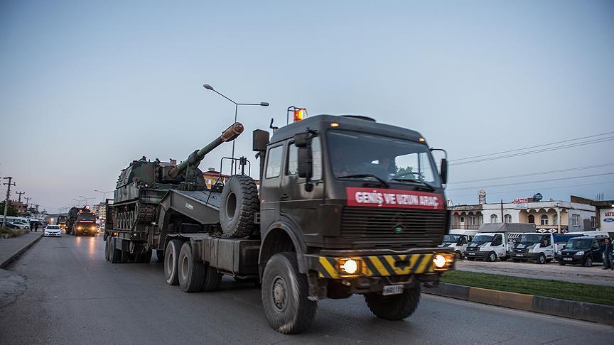 صورة هل اقتربت الحملة التركية ضد الوحدات الكردية؟