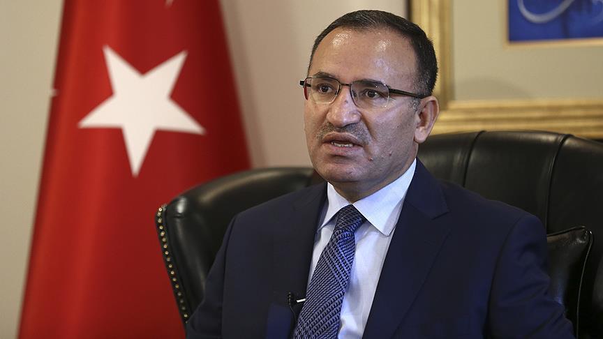 صورة الحكومة التركية: نعارض تغيير السلطة في إيران بطرق مخالفة للدستور