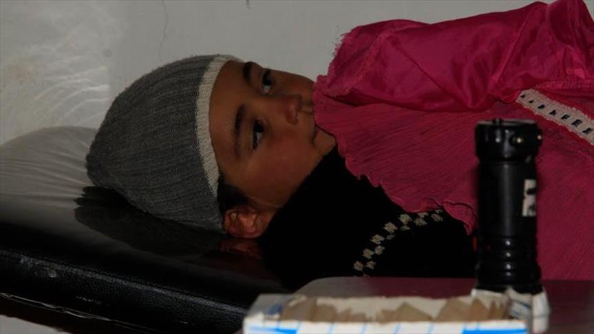 صورة حصار النظام يلتهم أكباد السوريين بريف حمص