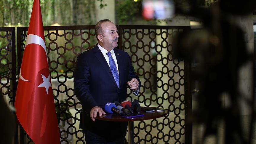 صورة تركيا: نقل فرنسا عملية عفرين للأمم المتحدة اصطفاف مع الإرهابيين