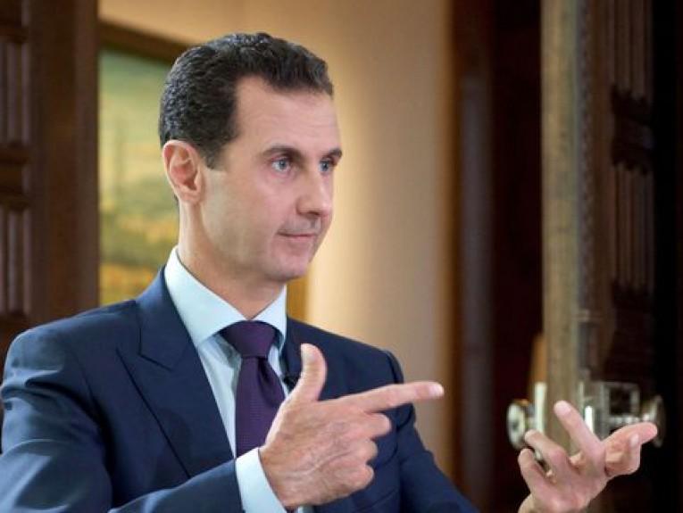 صورة إسرائيل والأسد..سلاح يقصف ودبلوماسية تناور