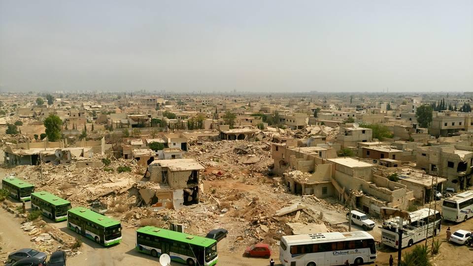 صورة بيان تركي أمريكي: نقف بحزم ضد محاولات التغيير الديمغرافي بسوريا