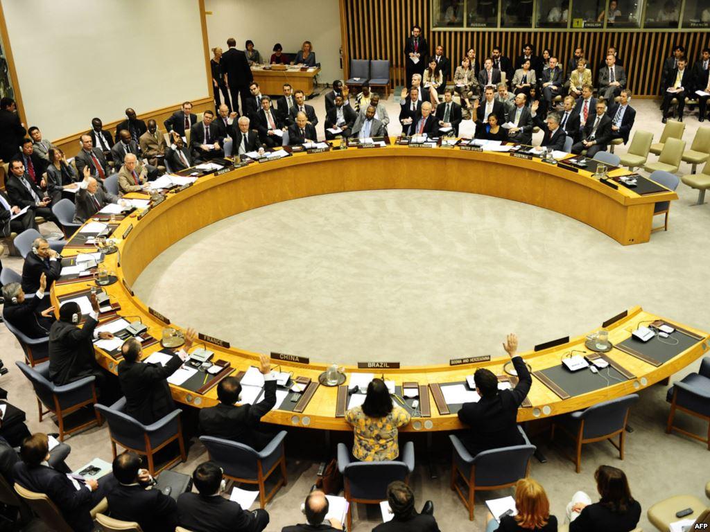 صورة الكويت والسويد تقدمان مشروع قرار هدنة في سوريا